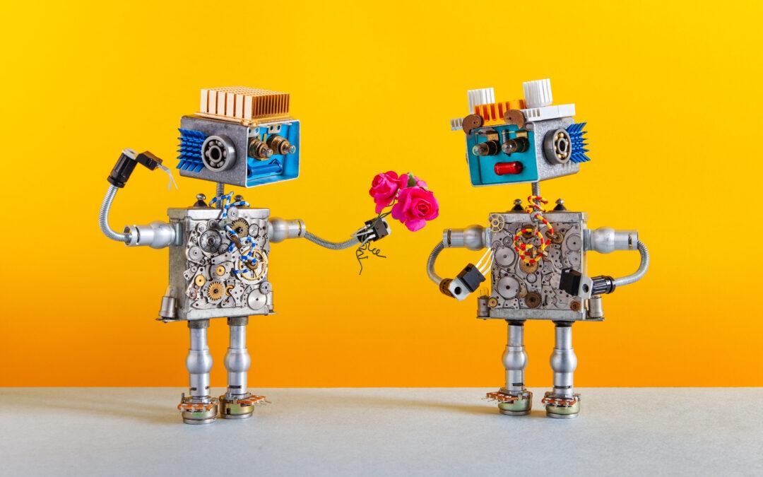 Inteligencia artificial con defectos humanos