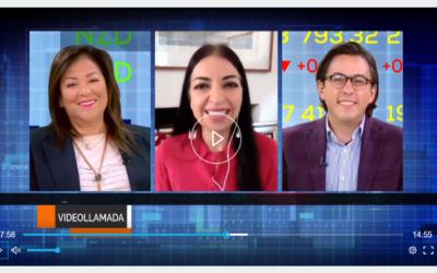Entrevista a Elena Estavillo en #LaBilletera de ADN40