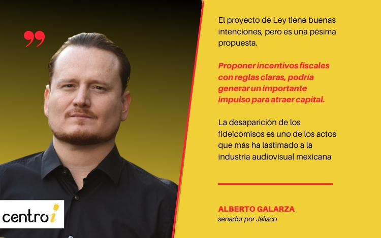 El proyecto de Ley tiene buenas intenciones, pero es una pésima propuesta: Alberto Galarza