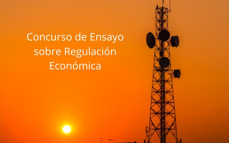 Se anuncia el primer concurso de ensayo sobre regulación económica