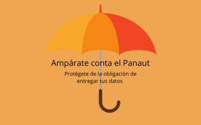 Reseñas en prensa sobre iniciativa del amparo pro bono en contra del Panaut