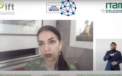 Elena Estavillo: La inclusión debe ser prioridad del ecosistema digital